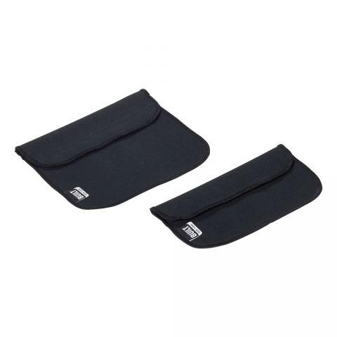 Термочехол BUILT 5149355 Sandwich and Snack Sleeve Set 2 шт Black