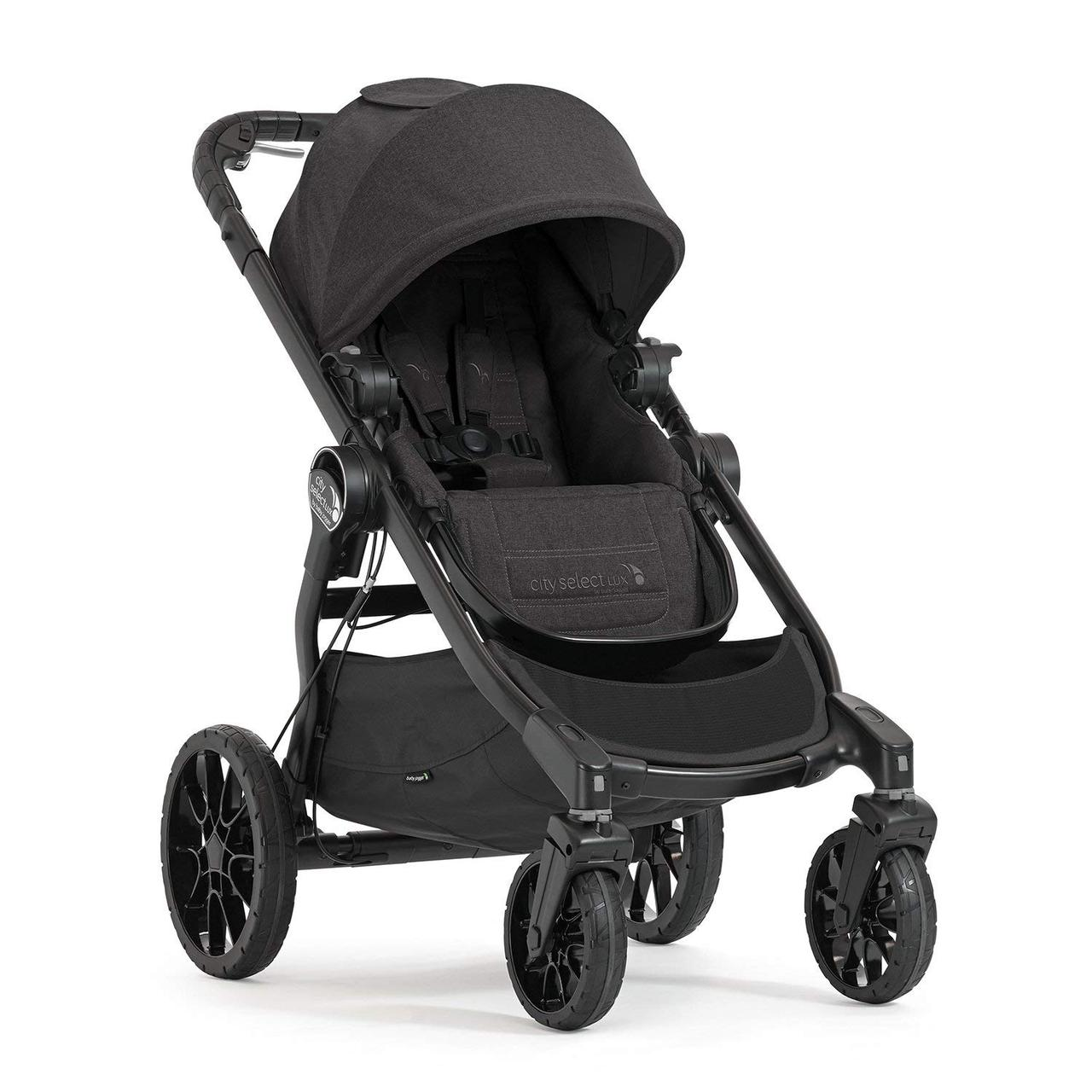 Коляска BABY JOGGER City Select 23410 black
