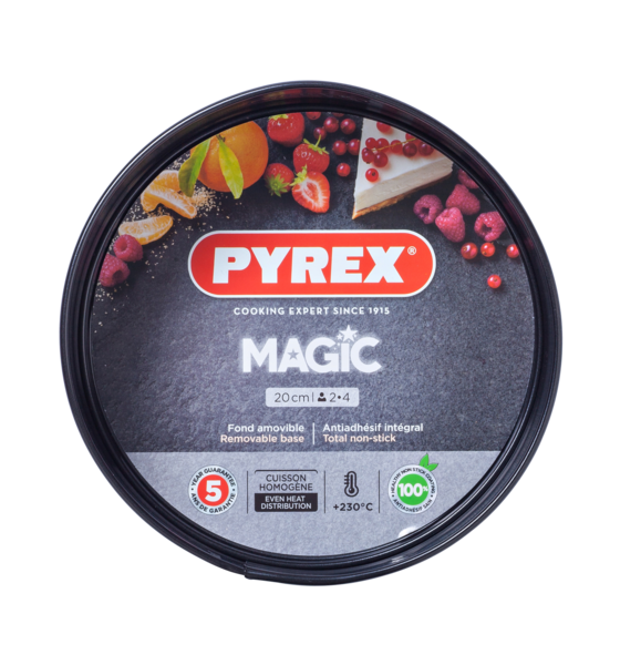 Форма 20 см PYREX MAGIC MG20BS6