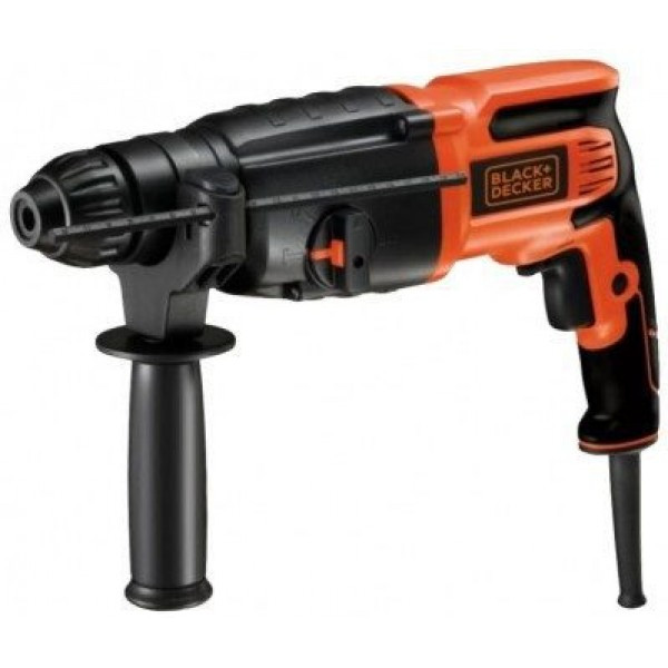 Перфоратор 800Вт BLACK&DECKER BDHR26K